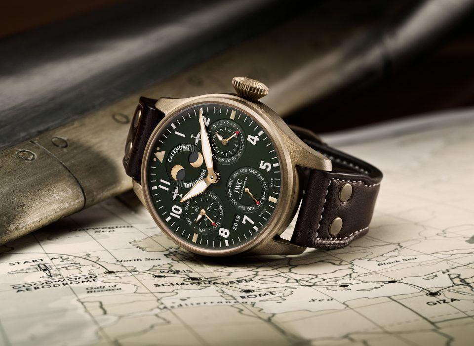哪里有回收万国(IWC)手表?二手万国手表回收价格