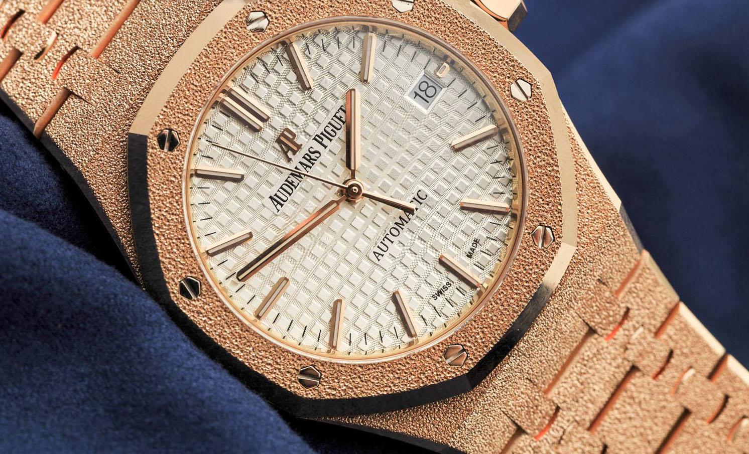二手爱彼(Audemars Piguet)皇家橡树手表回收多少钱