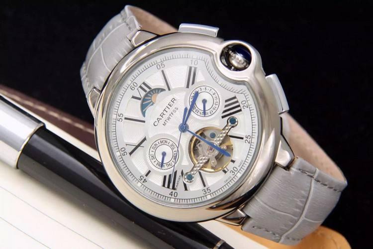 卡地亚蓝气球手表回收什么价格?卡地亚回收价格