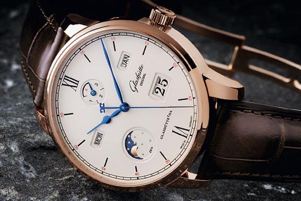 二手格拉蘇蒂手表回收價格是多少?