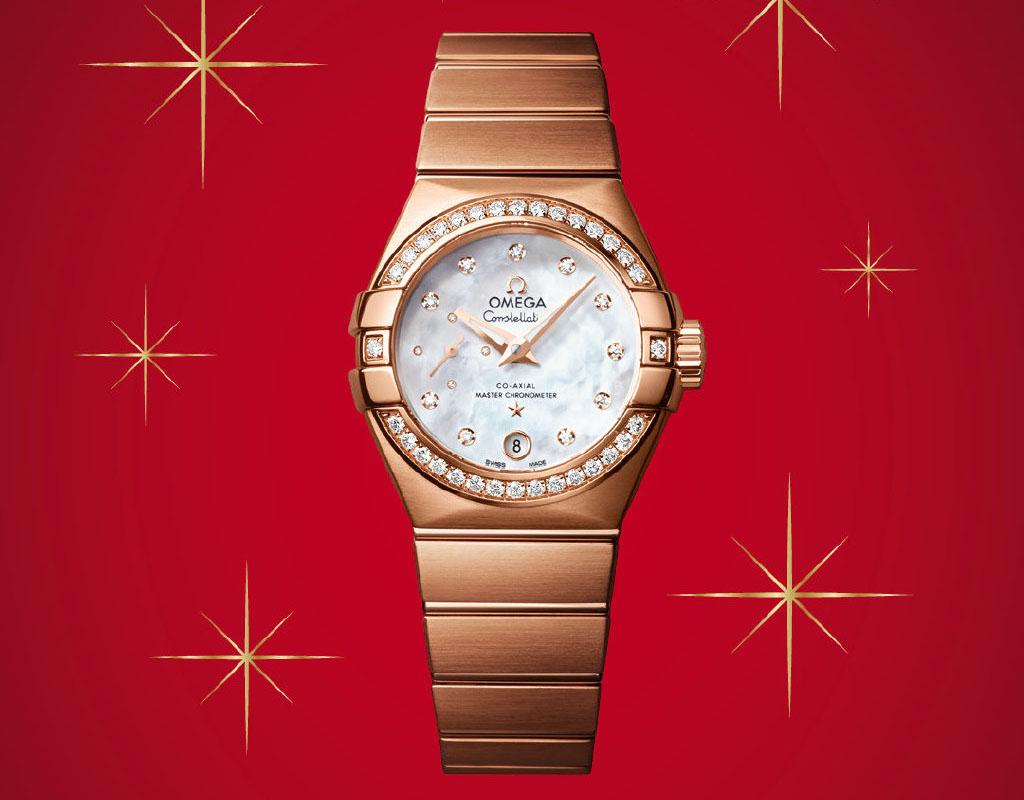 二手歐米茄(Omega)手表回收值多少錢?