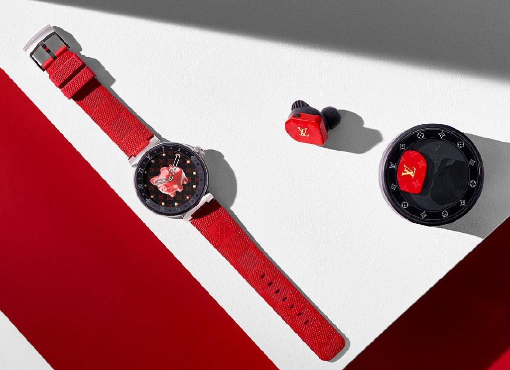 二手路易威登(LV)手表回收价是多少?