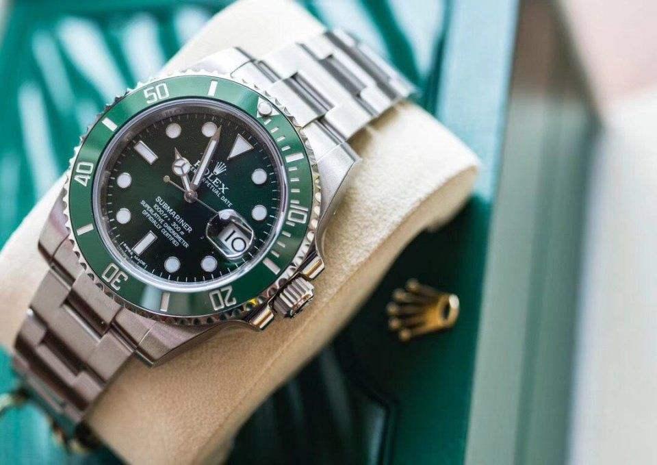 勞力士(Rolex)綠水鬼手表回收價現在有多少?