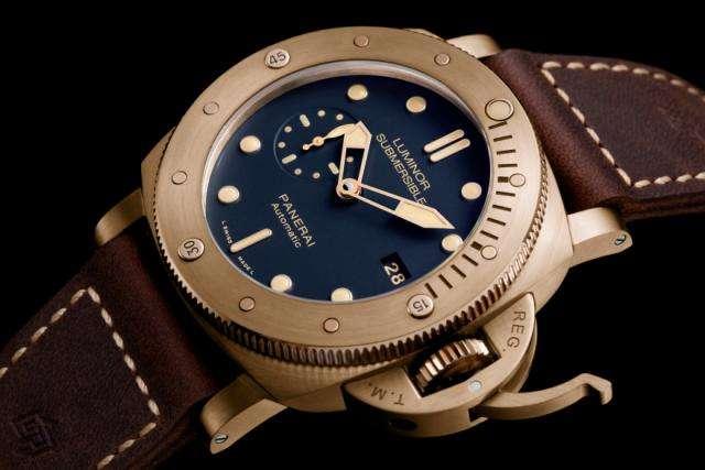沛纳海(Panerai)手表回收么?二手市场几折回收