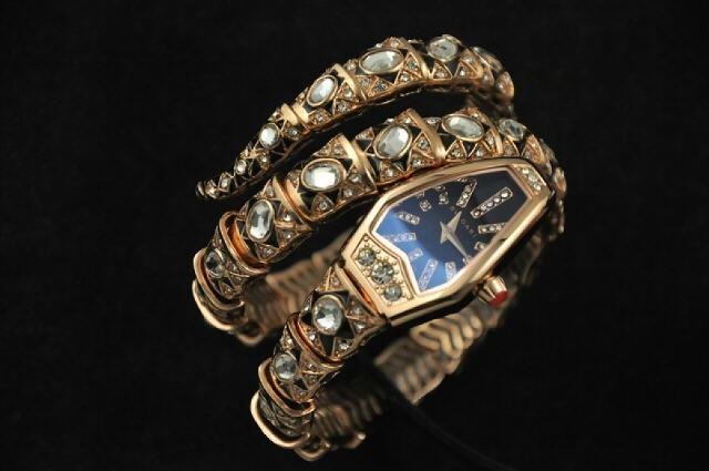 旧宝格丽(BVLGARI)手表回收价多少?大概在几折