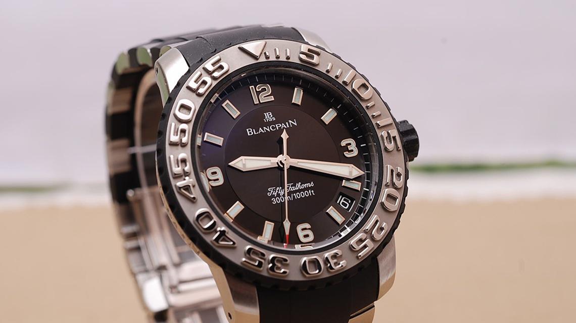 二手名牌手表回收价格怎么算?