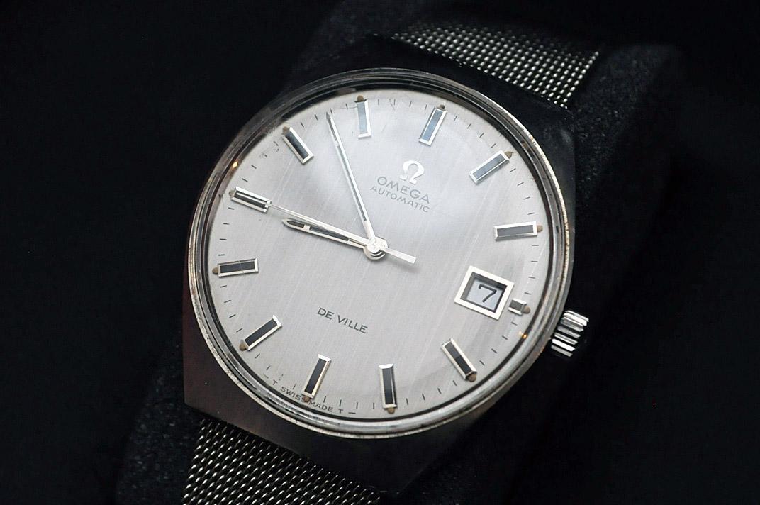 哪里有回收二手欧米茄星座手表?二手回收价格大