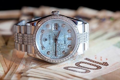 二手劳力士手表回收一般几折?价格多少?