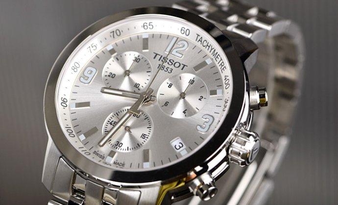 天梭二手手表回收价格查询?多少钱?
