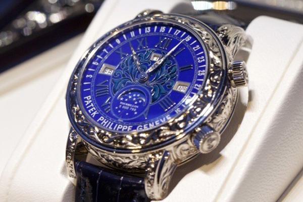 二手百达翡丽手表回收价格怎样?多少钱?