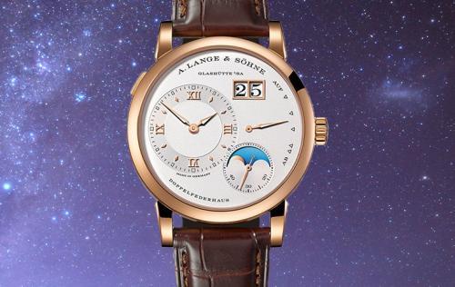 二手朗格手表回收行情如何?好不好?