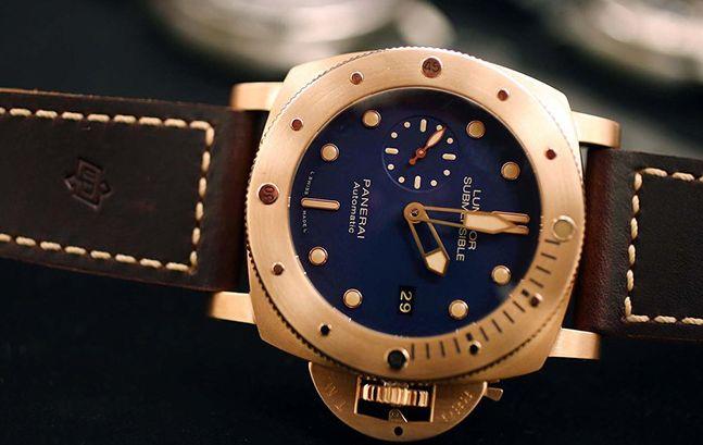 深圳沛纳海二手手表回收折扣怎么样?